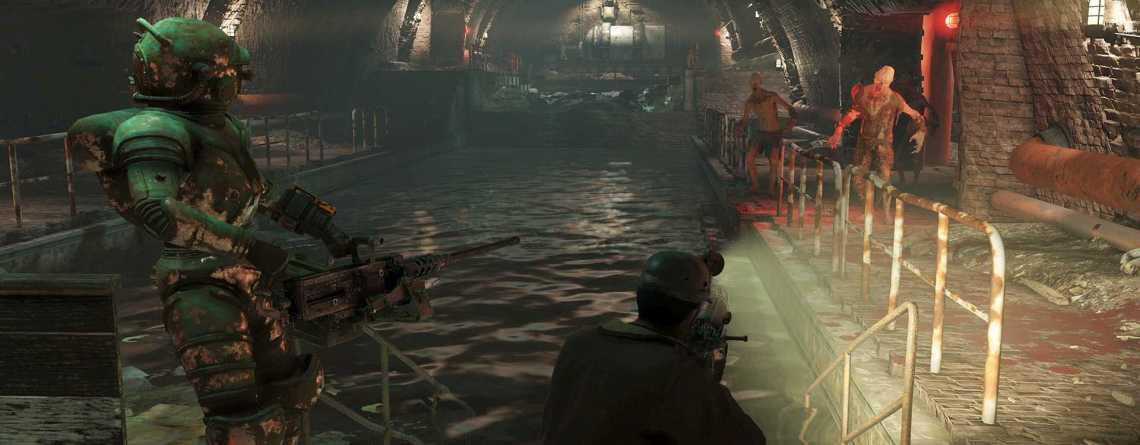 Neues Fallout-76-Update: Hier findet Ihr den Dungeon unter Harpers Ferry