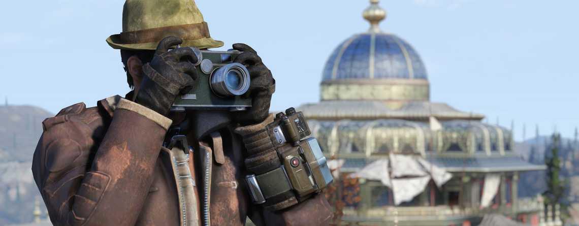 Neues Update für Fallout 76 bringt Kameras als Waffen – die Patch Notes