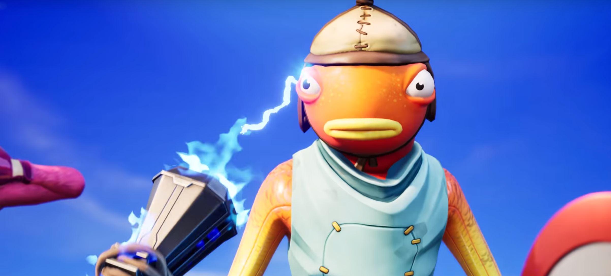 Fortnite: Leak für Woche 2 in Season 9 zeigt Challenges mit tanzendem Fisch
