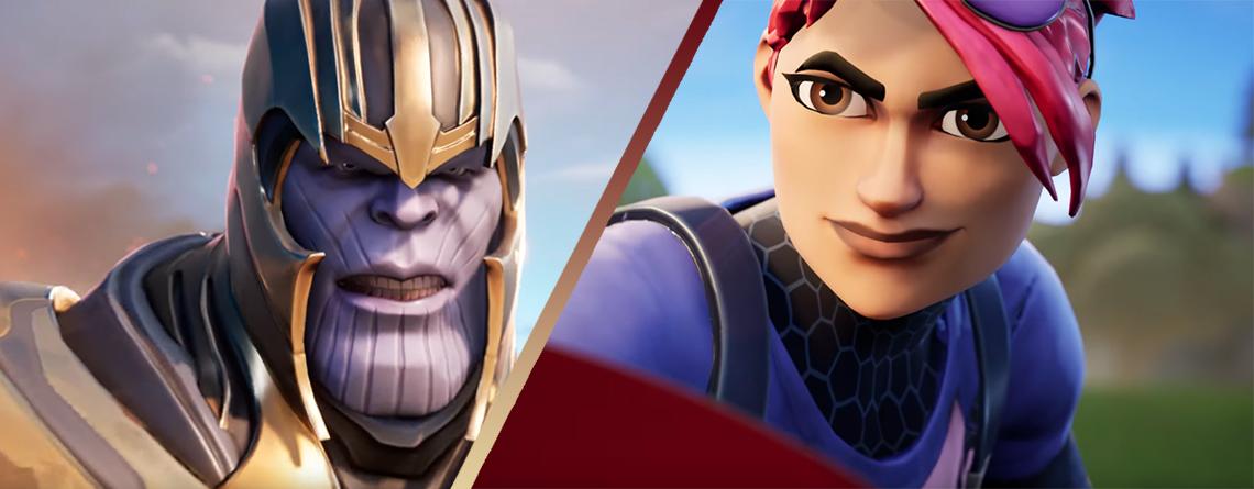 Das müsst Ihr über das neue Event in Fortnite mit Thanos und den Avengers wissen
