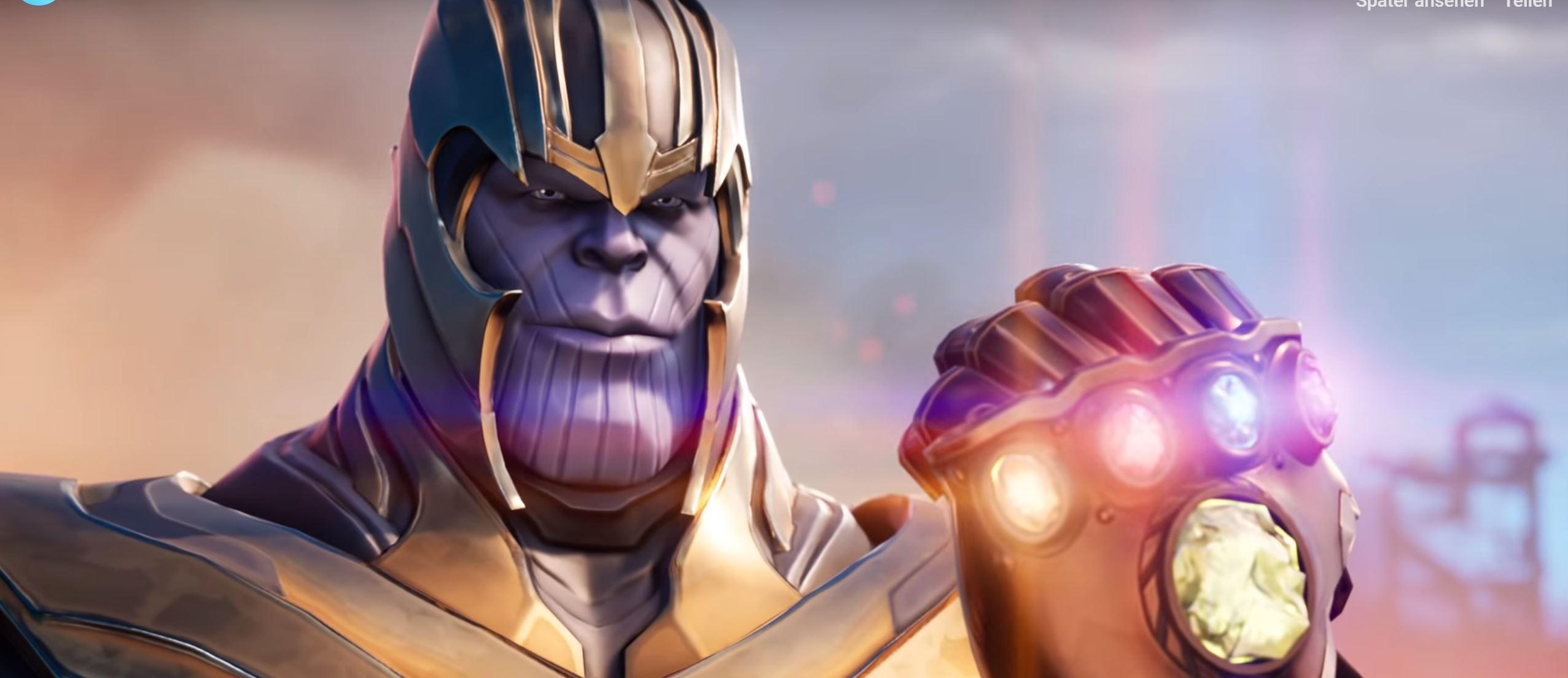 Fortnite-Thanos