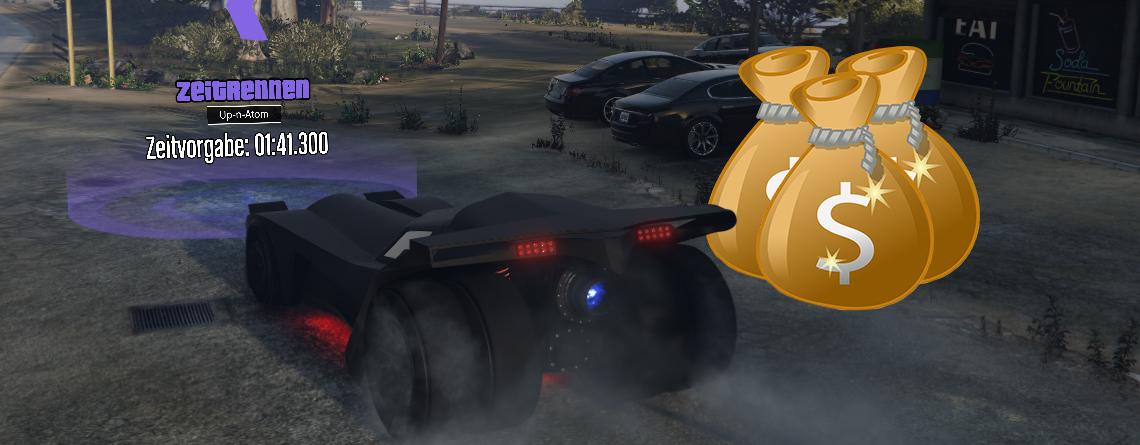 GTA Online: Dieses Rennen gibt jetzt 101.000 $ – So einfach holt Ihr die Kohle