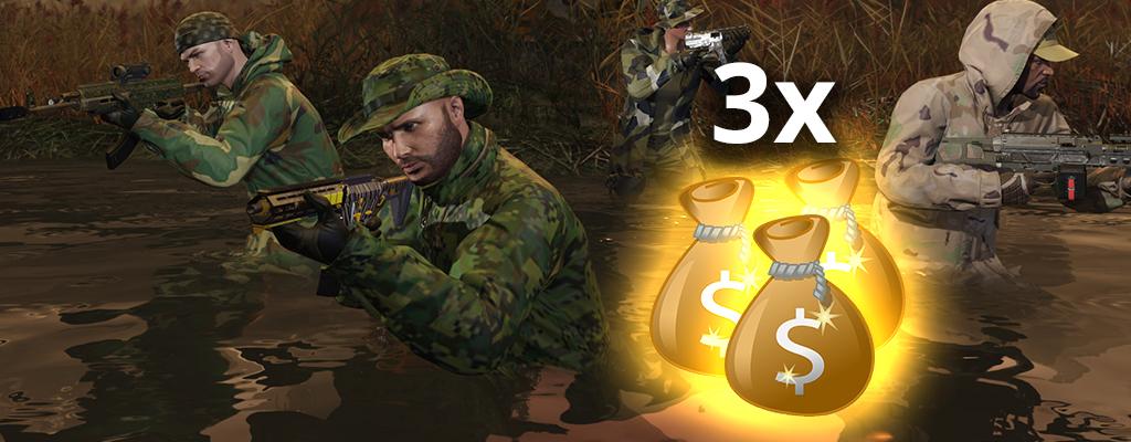 Warum sich der Battle-Royale-Modus in GTA Online nun richtig lohnt