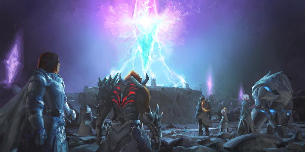 So erhaltet ihr die neuen Risspirscher-Waffen in Guild Wars 2