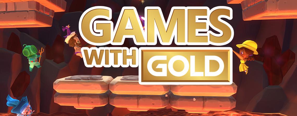 Xbox Games with Gold für Mai 2019 – Mit Golf und Party-Spielen