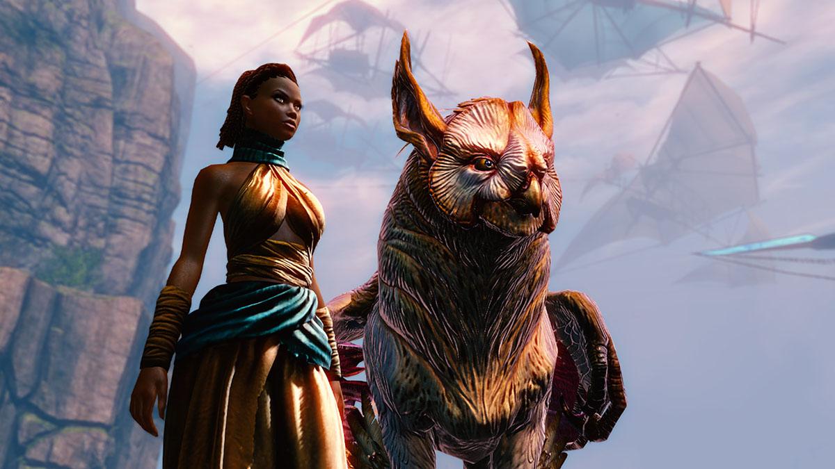 Guild Wars 2  kündigt Inhalte an, die endlich einen alten Wunsch erfüllen