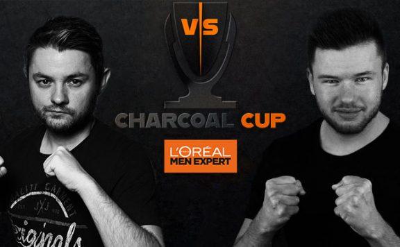 Charcoal Cup Titel Kickoff