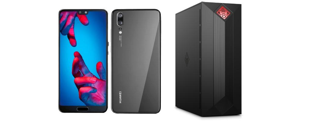 Huawei P20 zum Bestpreis und Gaming-PC bei MediaMarkt stark reduziert