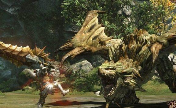 Monster Hunter Online Aufmacher