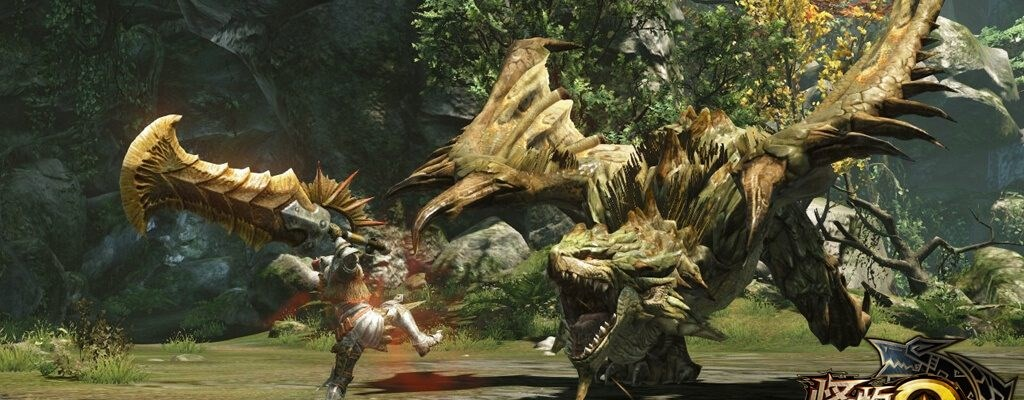 Monster Hunter Online Aufmacher