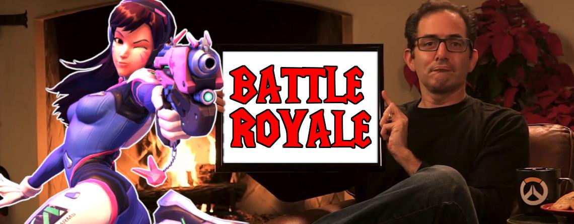 Mit dem Workshop könnt ihr in Overwatch bald Battle Royale spielen