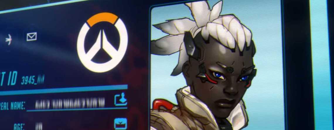 """Einer der """"neuen Helden"""" von Overwatch ist überhaupt nicht neu"""