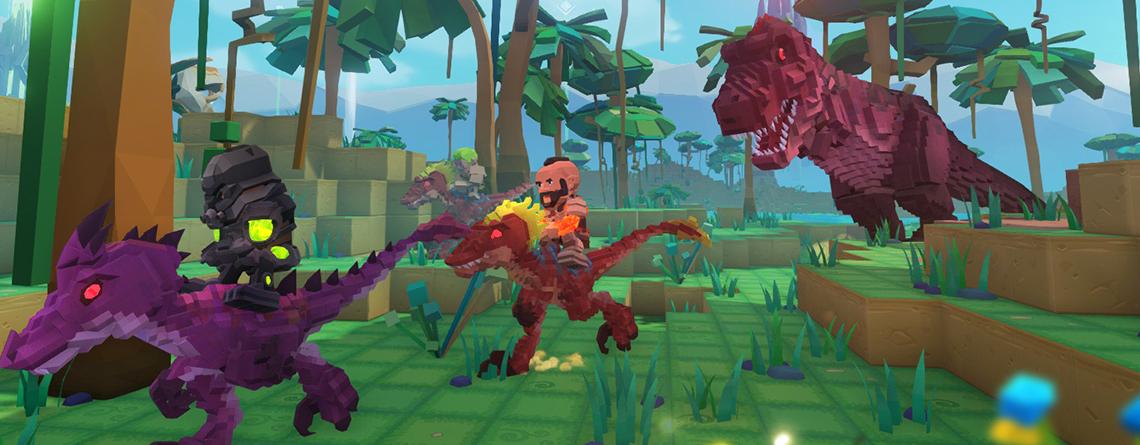 PixArk: Das Minecraft-ARK ist da – Laut Spielern aber viel zu früh