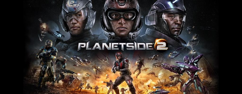 MMO-Shooter Planetside 2 bekommt größtes Update seit 3 Jahren – Das steckt drin