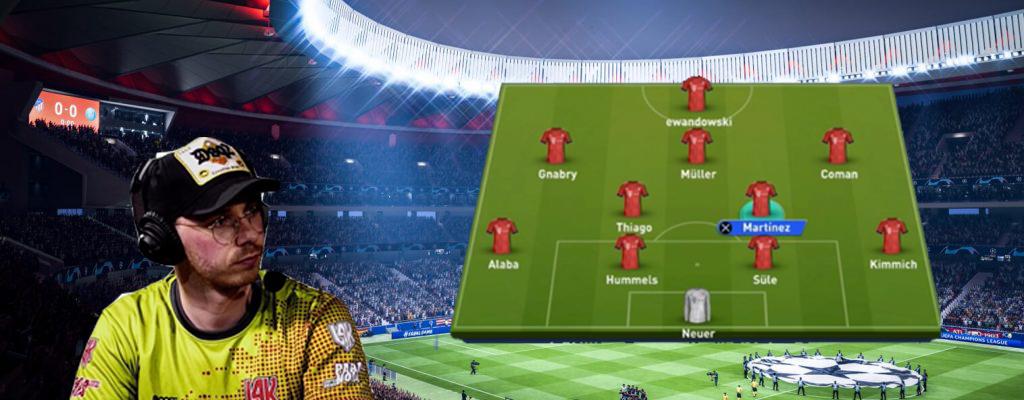Beste Aufstellung Fifa 19