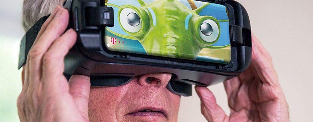 Mit diesem Videospiel kann Alzheimer angeblich früher erkannt werden