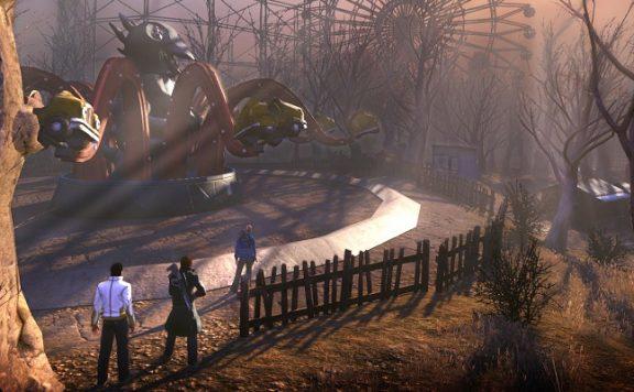 The Secret World Legends Titelbild Freizeitpark