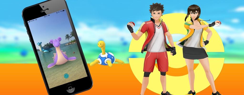 Pokémon GO: Dieses Wochenende könnt ihr ein neues Shiny vermehrt fangen
