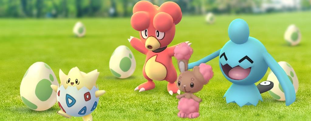 Darum haben Spieler das Eier-Event in Pokémon GO gefeiert