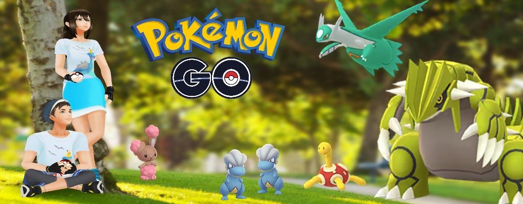 Pokémon GO: Freut euch auf diese Events im April 2019