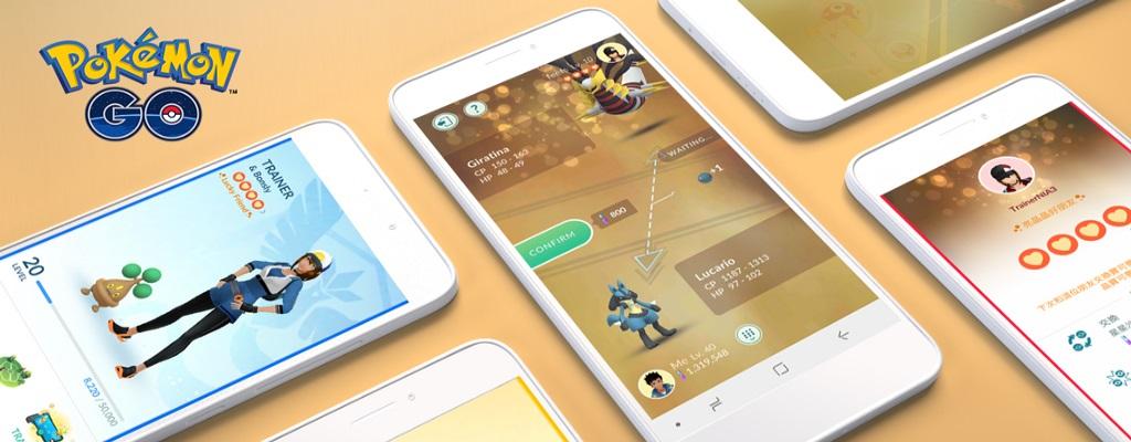So werdet ihr Glücksfreunde in Pokémon GO für garantierte Glückspokémon