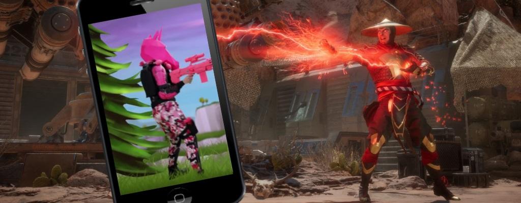 Mortal Kombat 11 macht sich in neuem Werbespot ein bisschen über Fortnite lustig