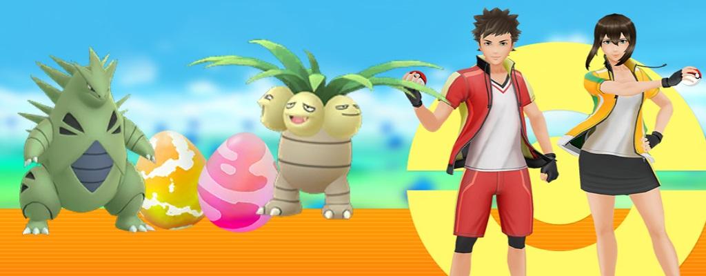 Pokémon GO: Neue Raid-Bosse bringen seltenes Käfer-Pokémon zurück