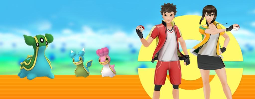 Pokémon GO: Wenn ihr beide Formen von Schalellos habt, dann hattet ihr großes Glück