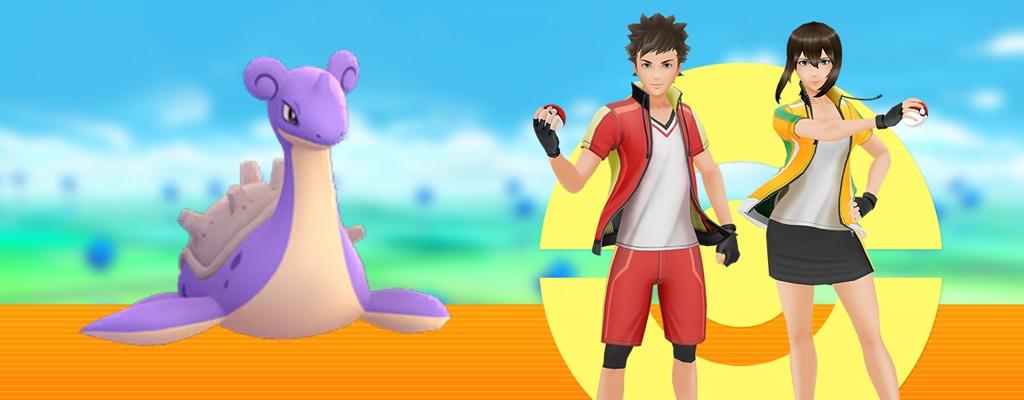 Pokémon GO: Darum solltet ihr den Raid-Tag mit Lapras nicht verpassen
