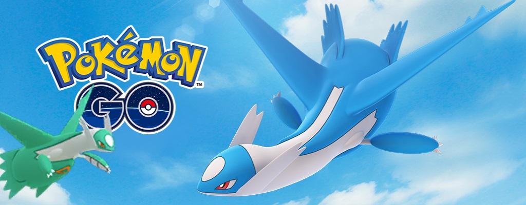 Shiny Latios kommt zu Pokémon GO – Deshalb lohnt es sich