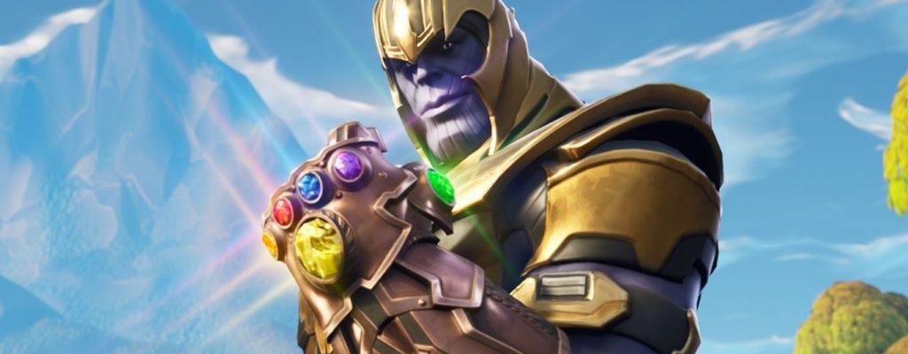 Sieht so aus, als bringt Fortnite zum Start von Avengers: Endgame jetzt Thanos zurück