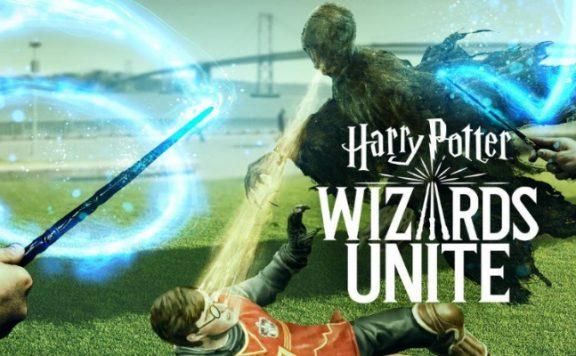 Titelbild Wizards Unite Harry Dementor