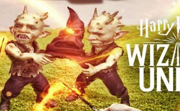 Titelbild Wizards Unite Zauberer