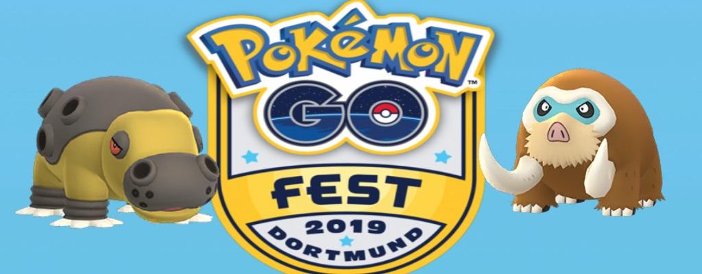 Das GO Fest von Pokémon GO kommt 2019 erstmals nach Deutschland