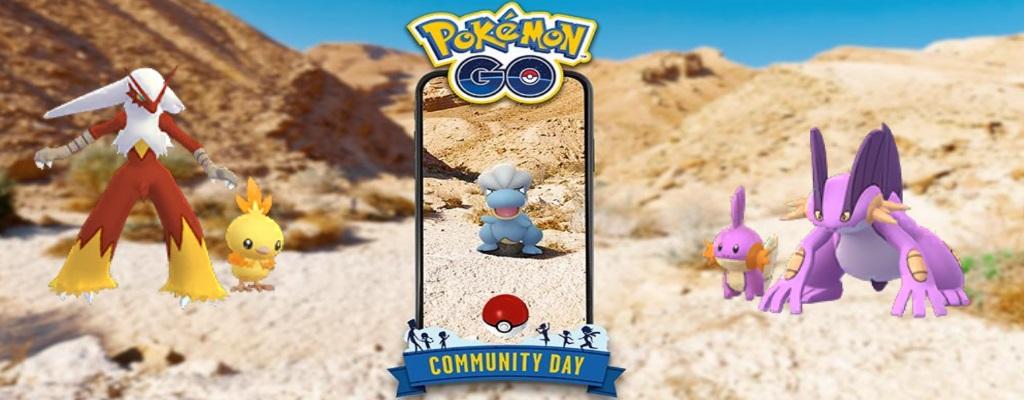 Haltet Euch diese Termine für die nächsten Community Days in Pokémon GO frei