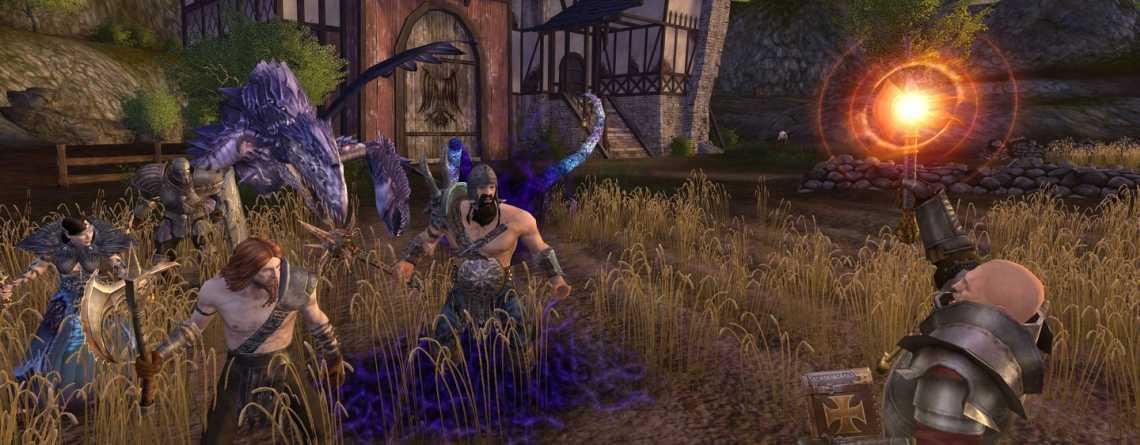 Das tote MMORPG Warhammer Online lebt 2019 auf Piraten-Servern weiter – Und es floriert