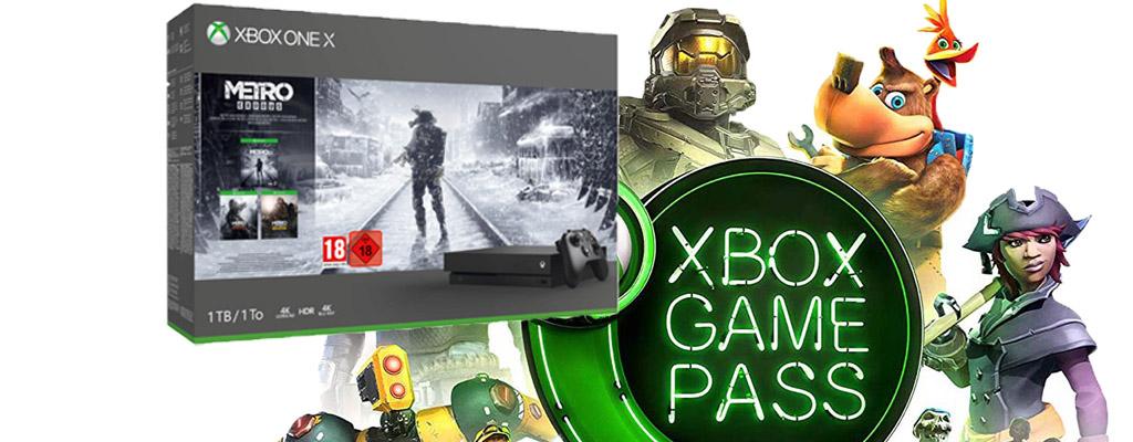 Amazon Frühlings-Angebote-Woche: Xbox One X-Bundles besonders günstig