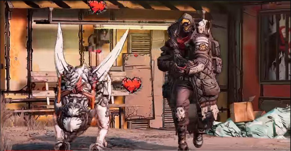 Borderlands 3 FL4K the Beastmaster