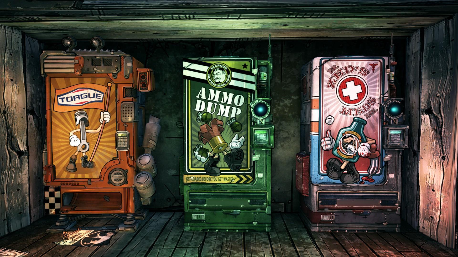 Was Borderlands 3 dringend braucht, sind noch mehr Automaten
