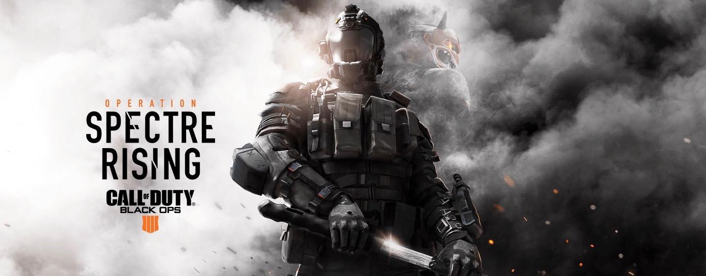Die neue Operation Spectre Rising für Black Ops 4 startet heute – Das steckt drin