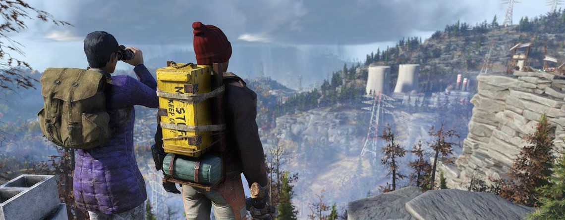 Fallout 76 bekommt Rucksäcke, die auch als Kühlschrank funktionieren können