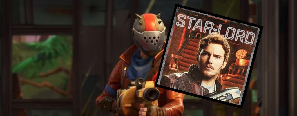 Fortnite bekommt wohl weiteren Marvel-Skin – Star Lord statt Rust Lord?