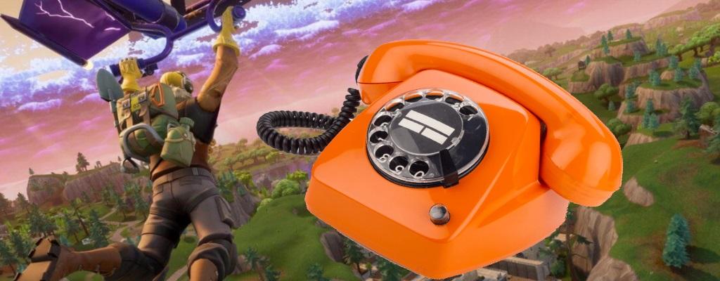 Fortnite: Durrr Burger und Pizza-Pit anrufen – So findet ihr große Telefone