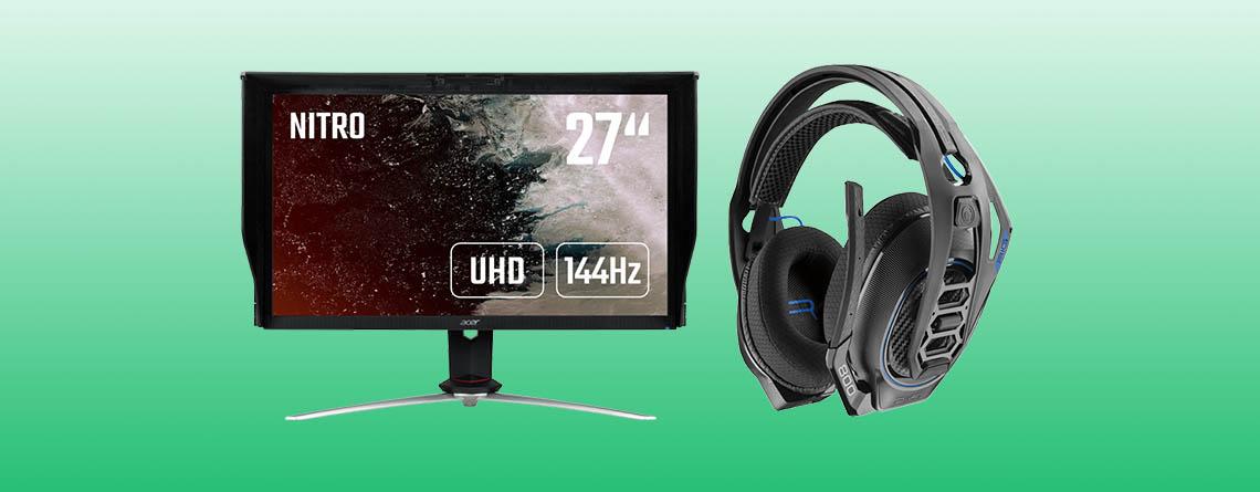 MediaMarkt Gönn-Dir-Dienstag: Acer Nitro 4K Monitor mit 144 Hz