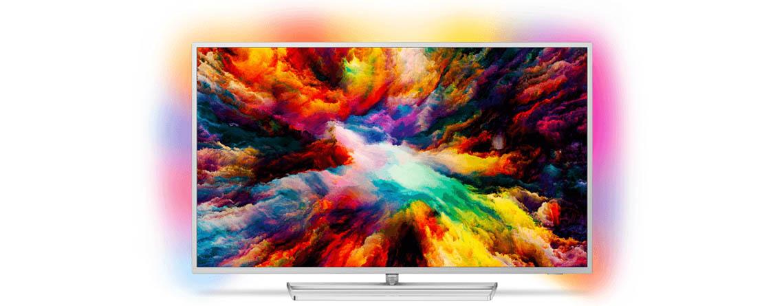 MediaMarkt Prospekt: Philips 4K TV mit Ambilight zum Bestpreis