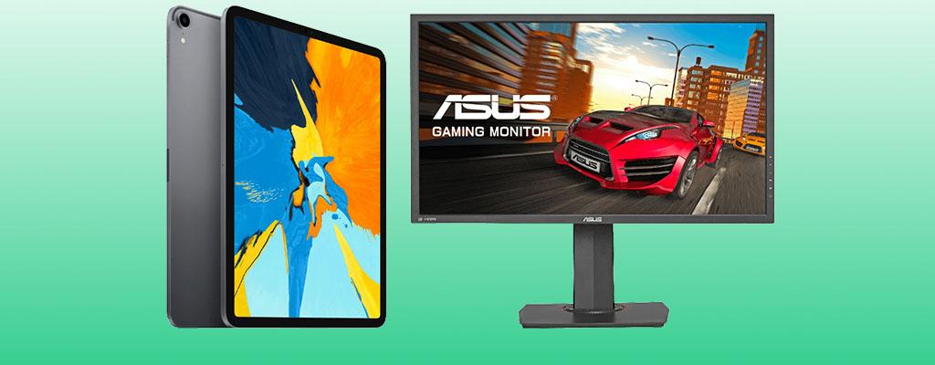 Angebote im MediaMarkt Prospekt mit Apple und Gaming-Monitoren