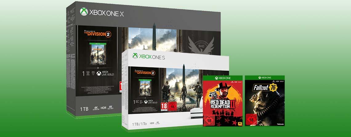 Xbox One X im Bundle mit 3 Spielen für 429 Euro – MediaMarkt Oster-Geschenke