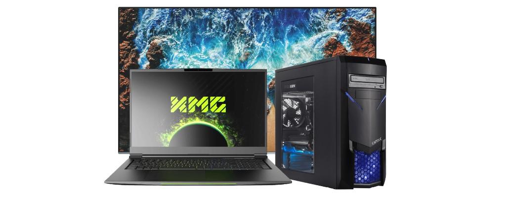 Saturn-Angebote: Gaming-Notebooks, PCs und UHD-TVs reduziert