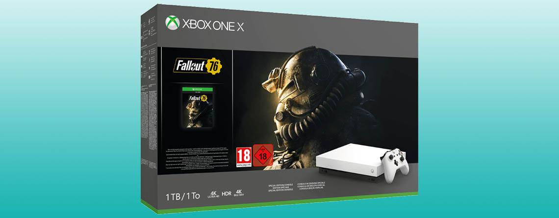 Xbox One X Robot White Special Edition im Angebot bei Saturn