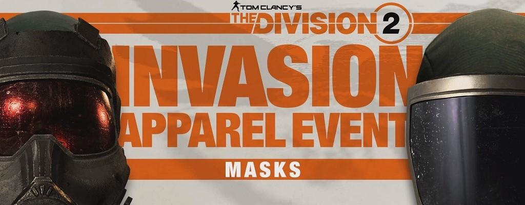 The Division 2 startet Apparel-Event – So holt Ihr Euch neue Outfits und Masken